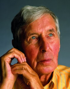 Sir Michael Tippett Photo © Nicky Johnston